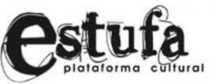 Estufa plataforma logotipo; parcerias