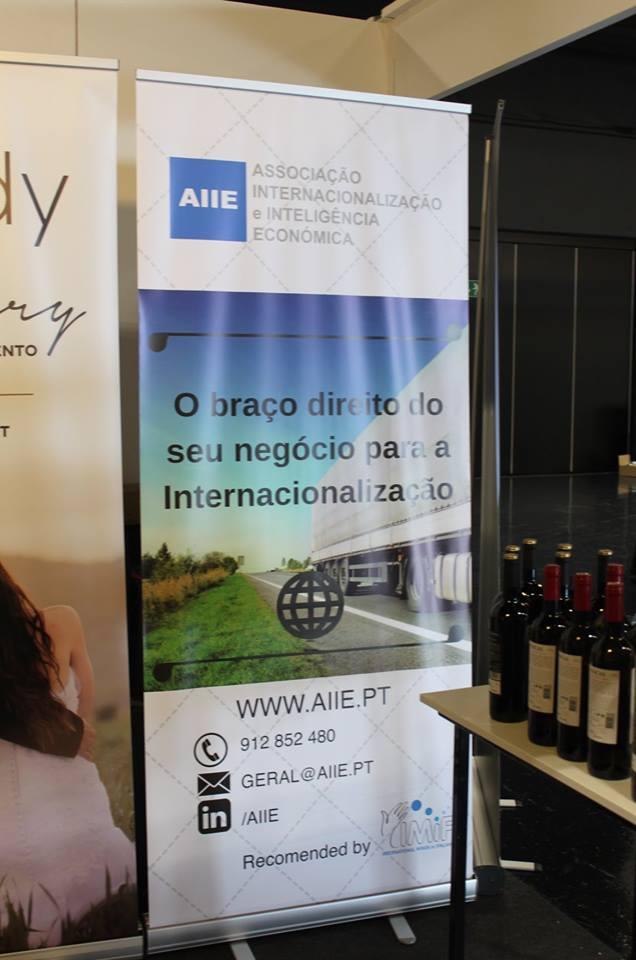 A AIIE marca presença na PortugalExpo; Noticias