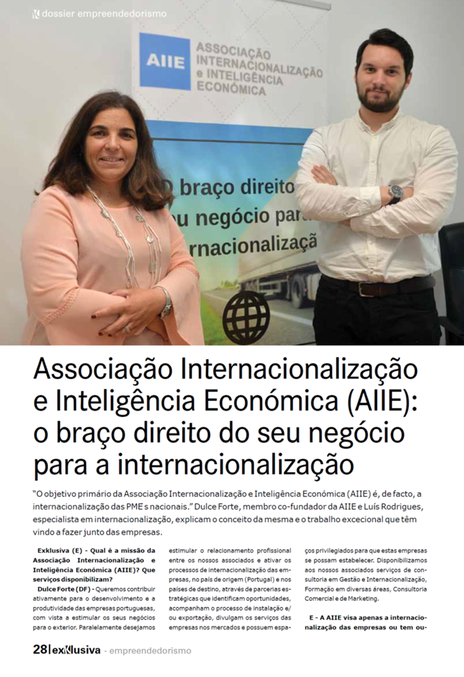 Entrevista | Revista Exklusiva; Noticias