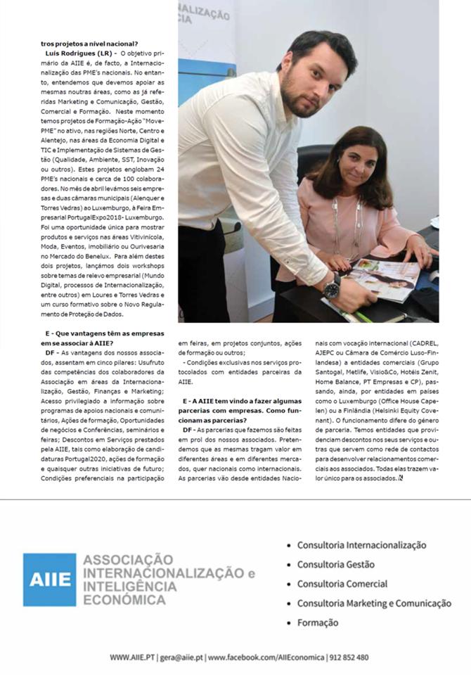 Entrevista-cont | Revista Exklusiva; Noticias